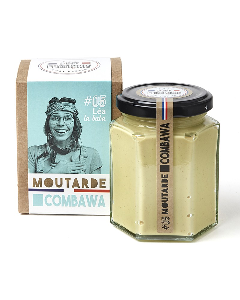 Moutarde au Combawa
